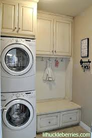 double stack washer and dryer. Stacked Washer Dryer Used The Small Laundry Room Ideas And Up There Is . Double Stack M