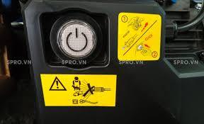 Máy rửa xe cáo áp Urali - Sản phẩm cao cấp đến từ Ý - 0909115704 (Ms. Hoài  Ni)