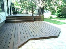 How to build a deck video Wood How To Build Ground Level Deck Exciting Ground Level Deck Designs Plans Project Cheap Build How To Build Ground Level Deck Funpressinfo How To Build Ground Level Deck Custom Ground Level Cedar Deck For