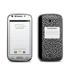 Samsung Galaxy Axiom Skin - Composition ...