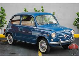 Classic Fiat for Sale on ClassicCars.com - 79 Available