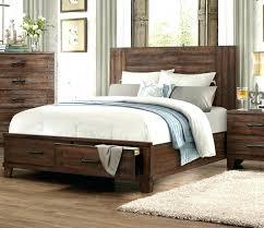 king size wooden bed frame – flavorboner.com