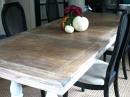 refinish dining room table refinished dining table gets a limed finish refinishing dining room table need