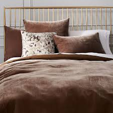 luxe habitat bedding from marshalls designs