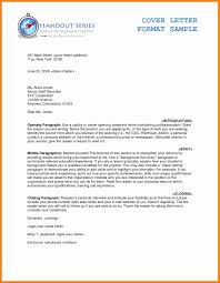 Formal Letter English 5 English Format Letter Penn Working Papers
