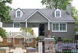Painted brick exterior Pros Painting Exterior Brick Hj Holtz Son Inc Painting Exterior Brick Richmond Va Residential Painter
