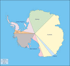Antarctica Blank Map Map Of Antarctica