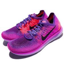 nike running shoes flyknit. wmns nike free rn flyknit 2017 run fire pink women running shoes 880844-600