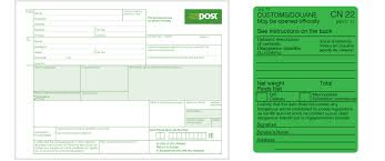 Family Responsibility Office Payment Chart An Post Your Guide To Customs Charges And Forms Personal