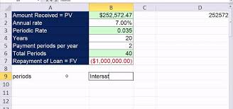 How To Create An Amortization Table In Excel How To Build An Amortization Table For A Deep Discount Loan In
