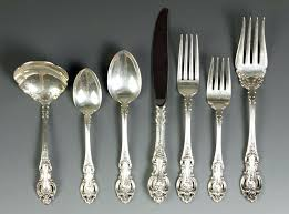 Wallace Sterling Patterns Mesmerizing Wallace Sterling Silver Flatware Patterns Wallace Sterling Flatware