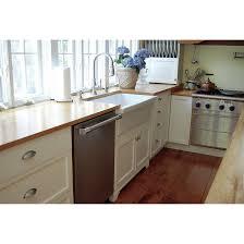 Kitchen Alcove Whitehaus Collection Farmhaus Fireclay 355 X 20 Large Quatro