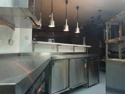 Commercial Kitchen Designer Full Commercial Kitchen Design Installation For Pulpo Negro In