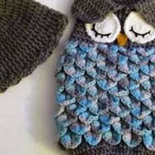 Free Owl Cocoon Crochet Pattern Delectable Best Crochet Baby Cocoon Products On Wanelo