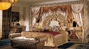 Luxury Italian Bedroom Furniture Ideas