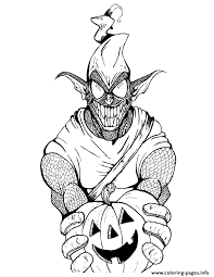 Small Picture green goblin from spider man cartoon colouring page Coloring pages