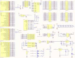 schematic quartus ii the wiring diagram altera cyclone ii ep2c5t144 fpga mini development board fz0697 schematic