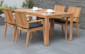 Luxurious Outdoor Wood Dining Chairs Of Garden Furniture Buyers