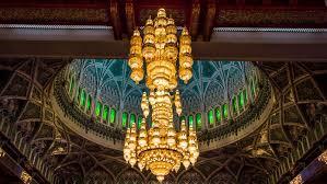 the chandelier above the prayer hall prasad pillai cc by 2 0