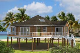small coastal house plans on pilings unique piling house plans elegant beachfront house plans pilings best