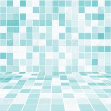 bathroom tiles background. Interior Room With Mosaic Tiled Wall Vector Stock - 13551179 Bathroom Tiles Background H