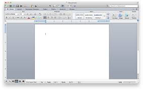 Mircosoft Word For Mac Microsoft Office For Mac Is It Any Different