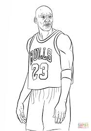 Small Picture Michael Jordan coloring page Free Printable Coloring Pages