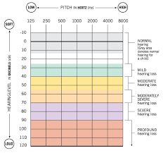 Audiogram Chart Blank Understanding An Audiogram Hearing Test Results