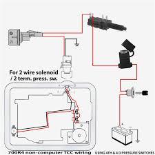 700r4 wiring diagram wiring diagram lambdarepos GM 700R4 Transmission Wiring at Wiring A Non Computer 700r4