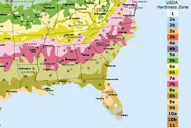 Us Growing Zone Chart Usda Hardiness Zone Finder Garden Org