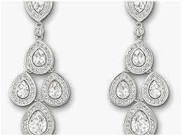 cleor swarovski boucle d oreille génial swarovski crystal sensation drop earrings