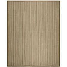 natural fiber multi green 9 ft x 12 ft area rug