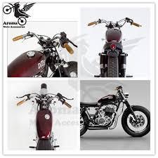 vintage motorcycle handlebar universal 22mm 7 8 motorbike grip
