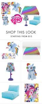 create a scene with my little pony cloud xl wall mural house