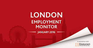 Infographic City Jobs And Hiring Trends For January 2016 Risk