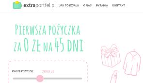 Extraportfel – jakie warunki pożyczki? | SMART Bankier.pl