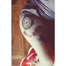 Tetování Na Stehno Bolest