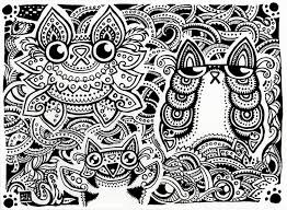 Trippy Coloring Pages 50 Trippy Coloring Pages Adult Coloring
