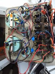 v electrical nightmare and questions sea pro boating forum also does the picture look like too many wires on the gauges i need to a diagram and see exactly what needs to go where