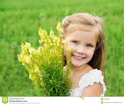 Portrait Of Cute Little Girl In Princess Dress Stock Photography Cute Small Girl