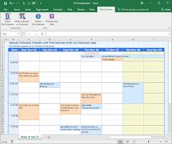 Convert Icalendar Ics To Excel And Word