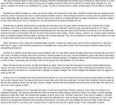grendel essay topics  grendel essay topics