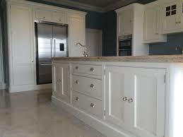 Hand Painted Kitchen In Banstead Surrey