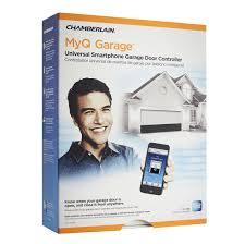 chamberlain myq garage universal smartphone garage door controller canada