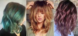 ألوان صبغات شعر غير تقليدية هل تطبقينها مجلة الجميلة