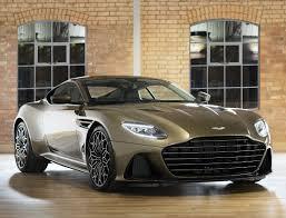 Aston Martin Dbs Superleggera Celebrates 50 Years Of On Her Majesty S Secret Service Bond Lifestyle