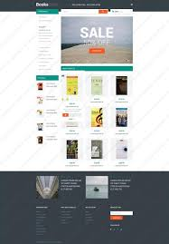 book publishing templates custom website design books book store shoop online custom website