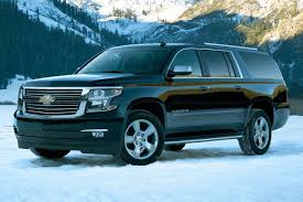 2016 Chevrolet Suburban Pricing - For Sale | Edmunds