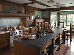 Stylish Craftsman Kitchen Design Ideas San Diego Craftsman - Craftsman house interiors