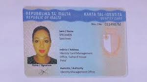 sample id cards minister gets it wrong on id cards